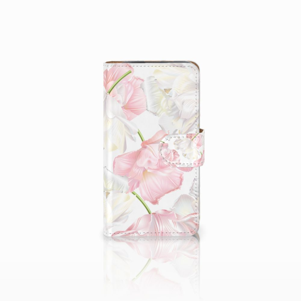HTC Desire 310 Boekhoesje Design Lovely Flowers