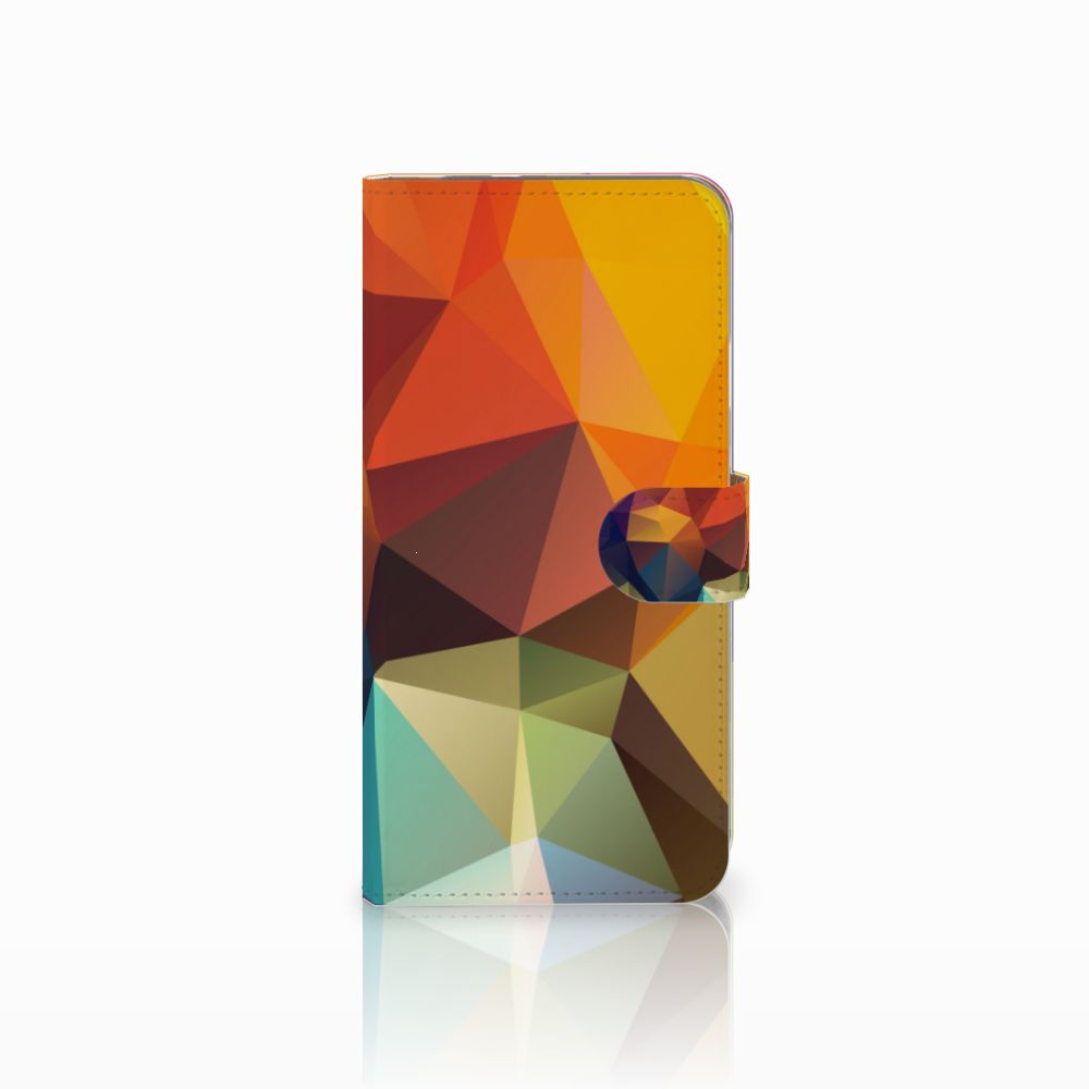 Google Pixel XL Boekhoesje Design Polygon Color