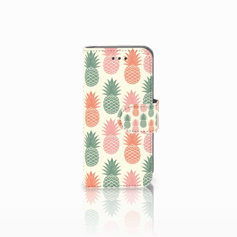 Apple iPod Touch 5 | 6 Boekhoesje Design Ananas