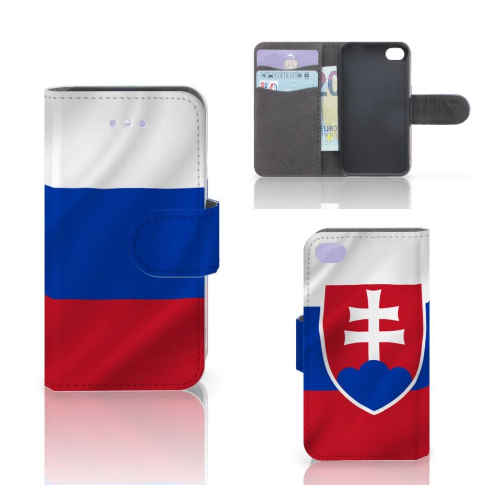 Apple iPhone 4 | 4S Bookstyle Case Slowakije