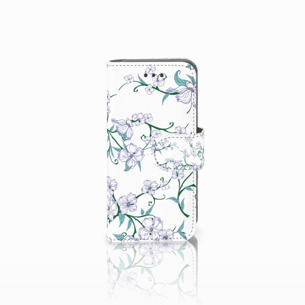 Apple iPod Touch 5 | 6 | iPod (2019) Uniek Boekhoesje Blossom White