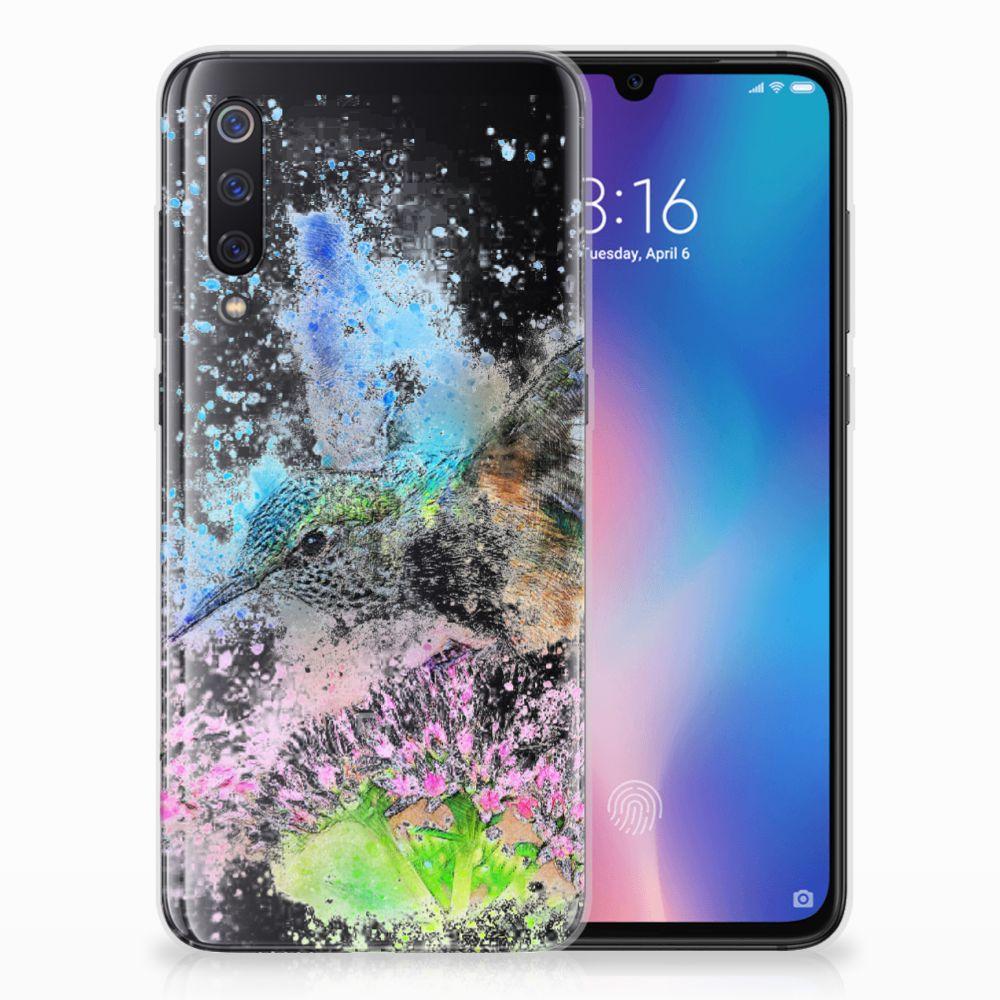 Xiaomi Mi 9 TPU Hoesje Design Vogel