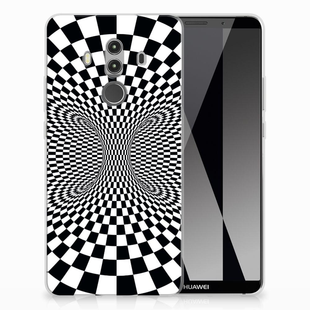 Huawei Mate 10 Pro TPU Hoesje Illusie