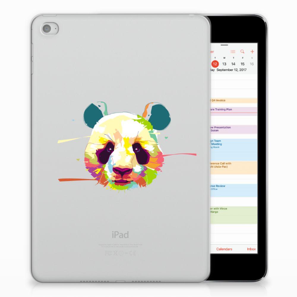 Apple iPad Mini 4 | Mini 5 (2019) Tablet Back Cover Panda Color