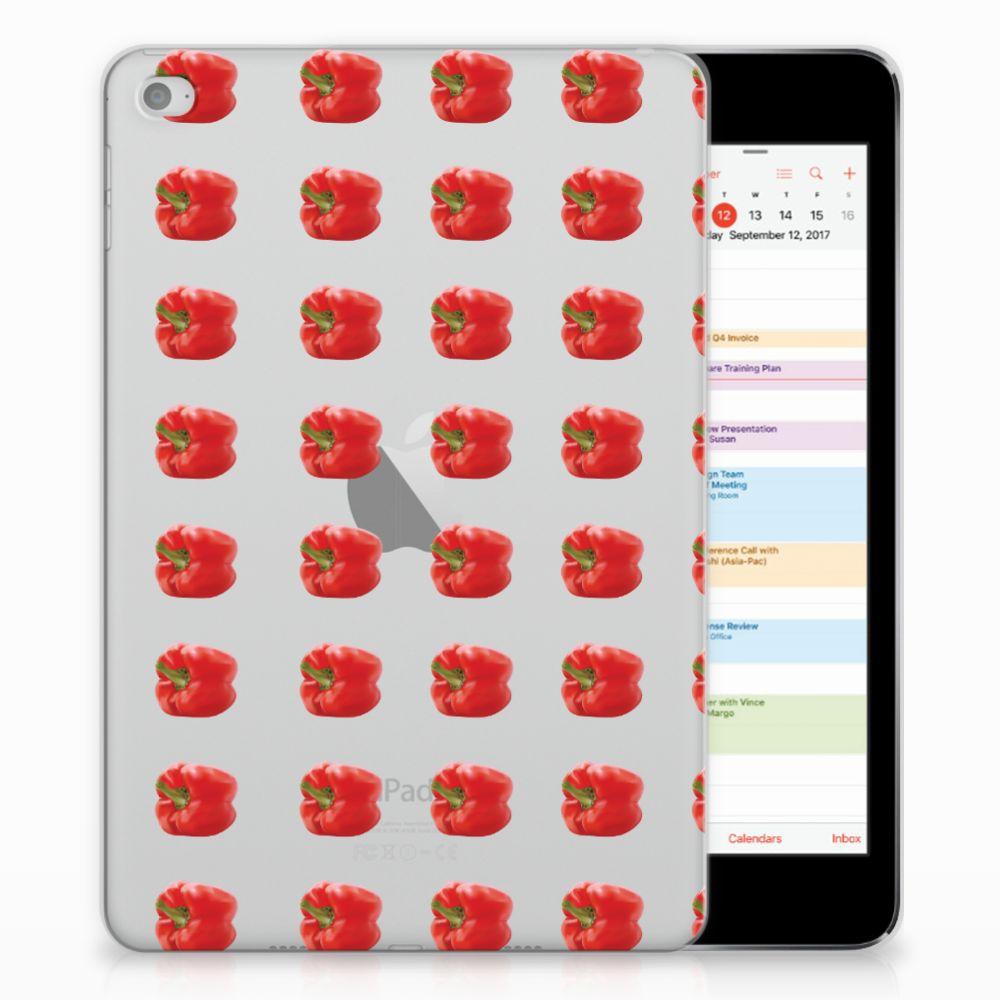 Apple iPad Mini 4 | Mini 5 (2019) Tablet Cover Paprika Red