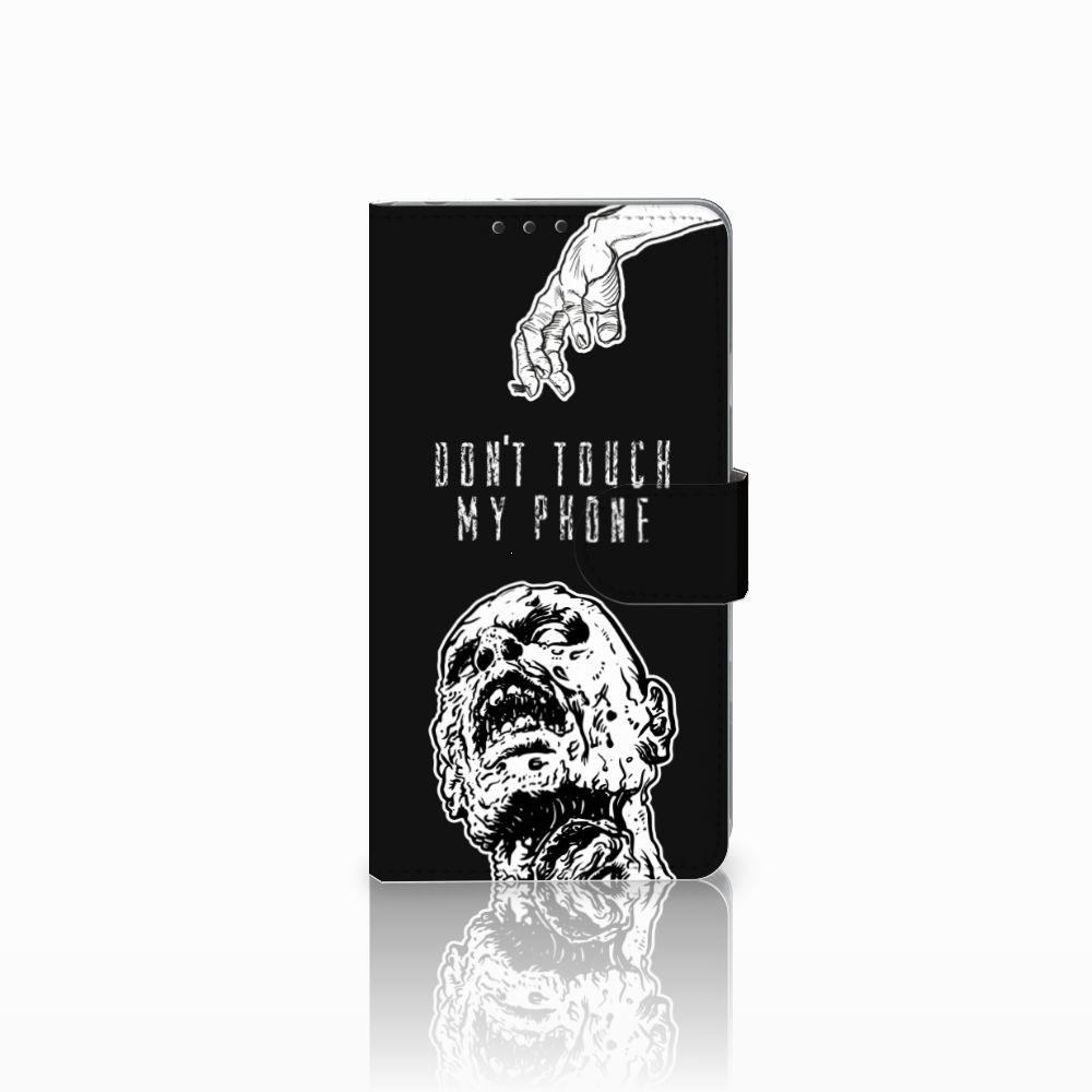 Sony Xperia Z1 Uniek Boekhoesje Zombie