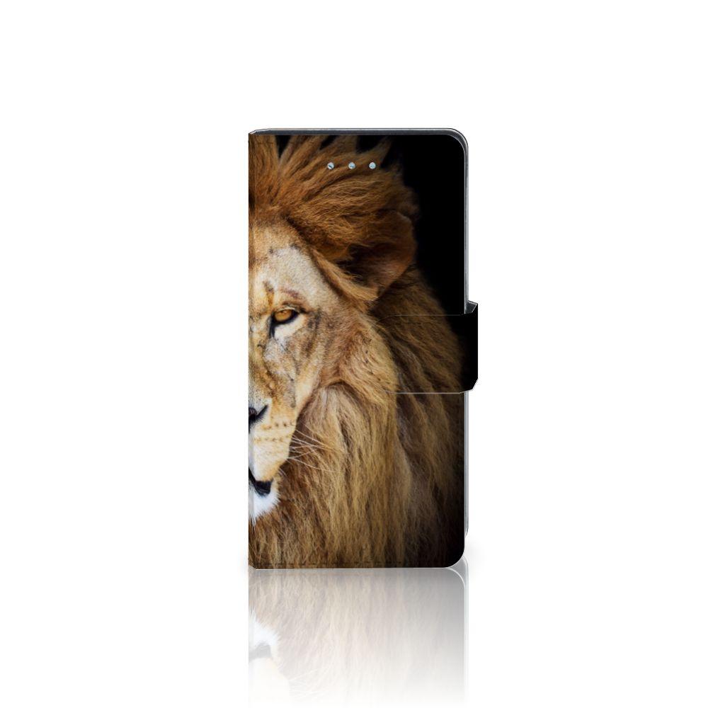 Huawei P9 Lite Boekhoesje Design Leeuw