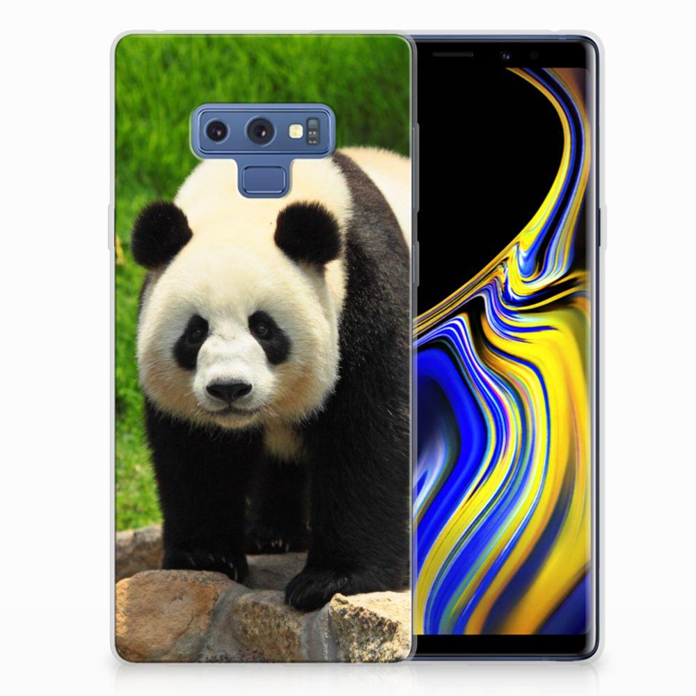 Samsung Galaxy Note 9 TPU Hoesje Panda