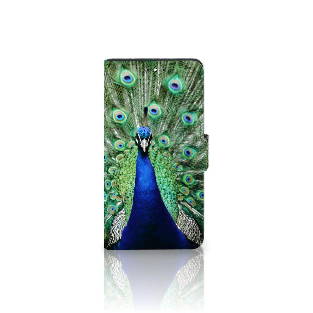 Motorola Moto G5S Plus Boekhoesje Design Pauw