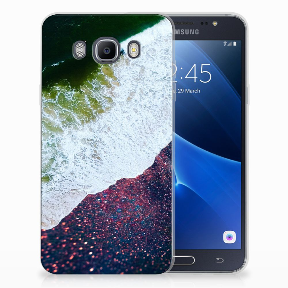 Samsung Galaxy J7 2016 TPU Hoesje Sea in Space