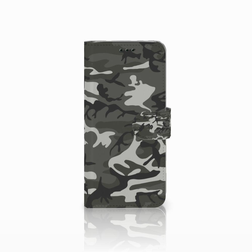 Samsung Galaxy J6 2018 Design Hoesje Legerprint