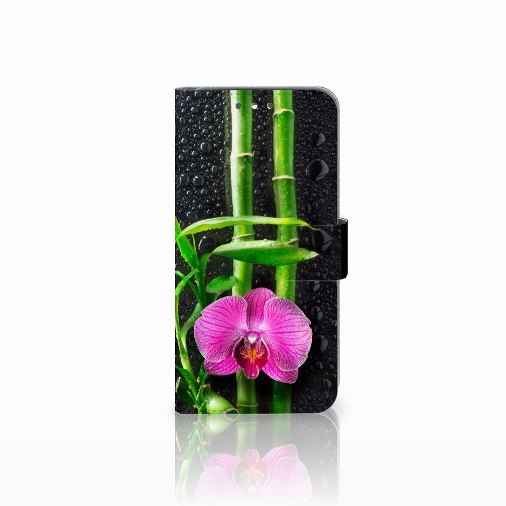 Wiko Wim Boekhoesje Design Orchidee