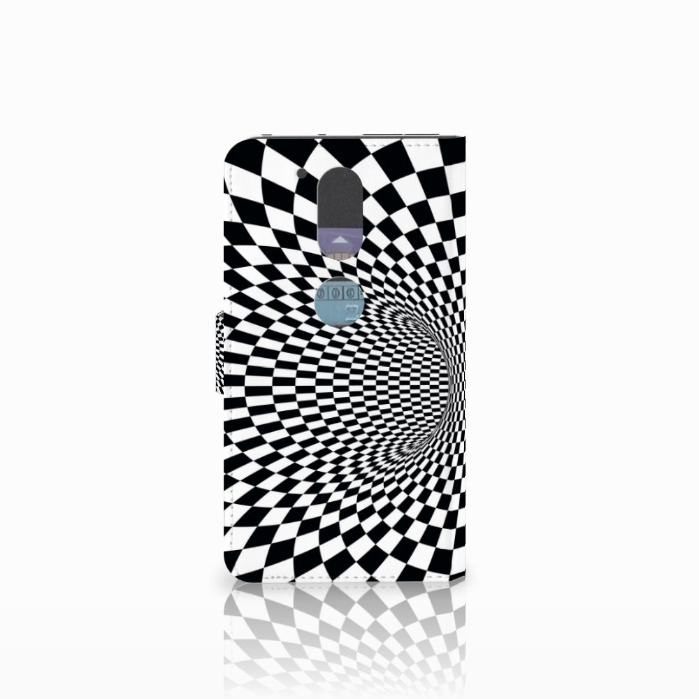 Motorola Moto G4 | G4 Plus Bookcase Illusie