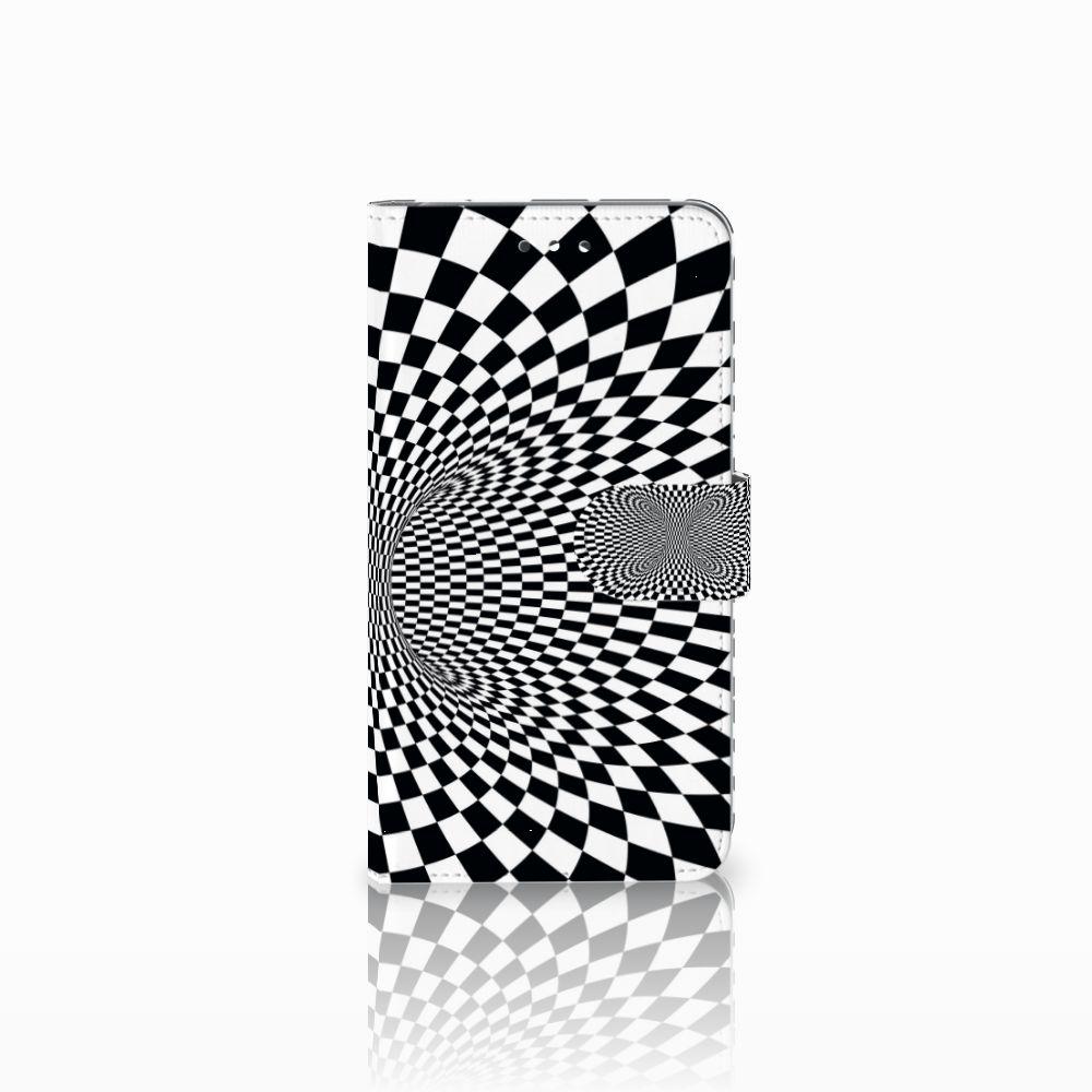 Huawei Y7 2017 | Y7 Prime 2017 Boekhoesje Design Illusie