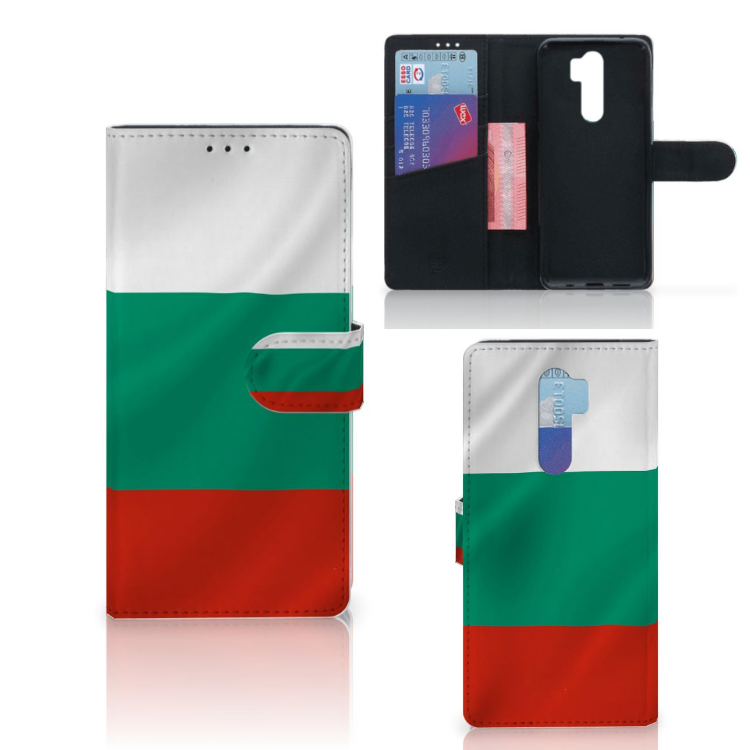 Xiaomi Note 8 Pro Bookstyle Case Bulgarije