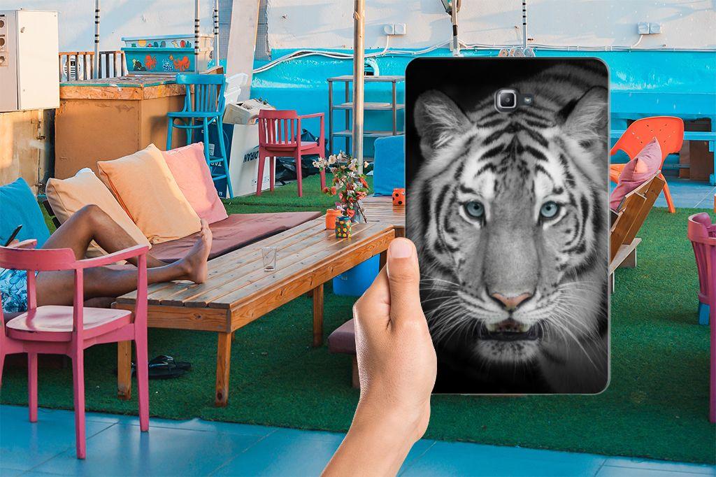 Samsung Galaxy Tab A 10.1 Back Case Tijger
