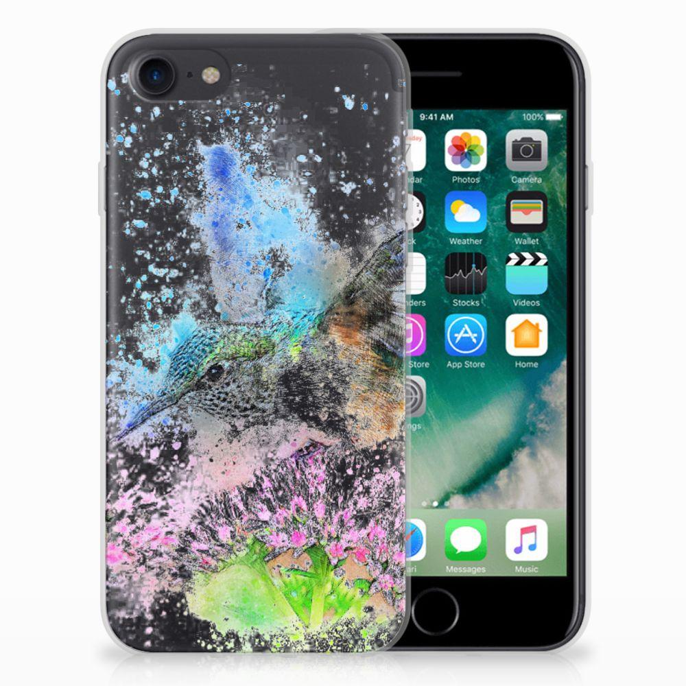 Hoesje maken Apple iPhone 7 | 8 Vogel