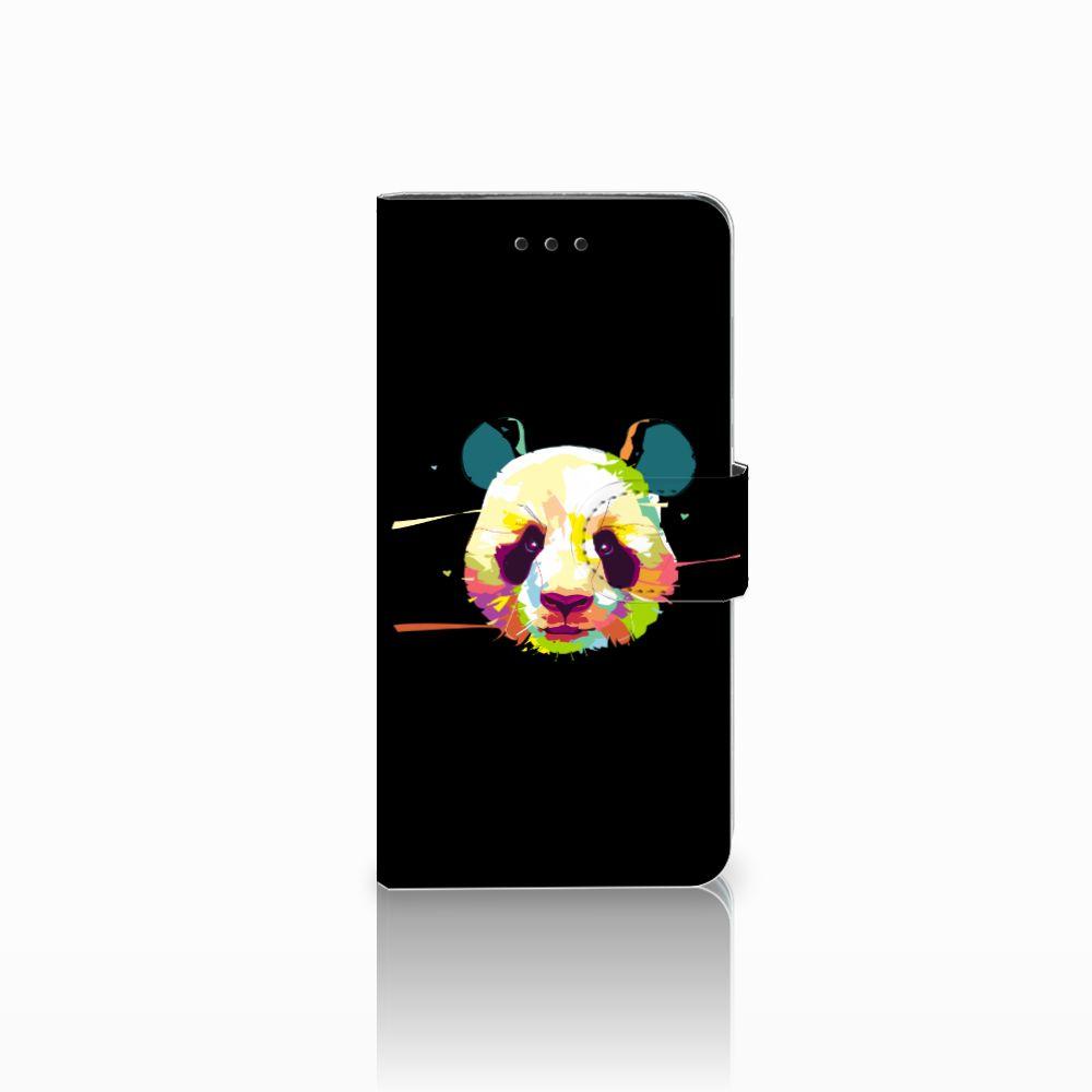 Huawei Y5 2018 Boekhoesje Design Panda Color