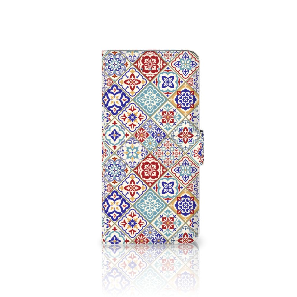 Honor 4A | Y6 Uniek Boekhoesje Tiles Color