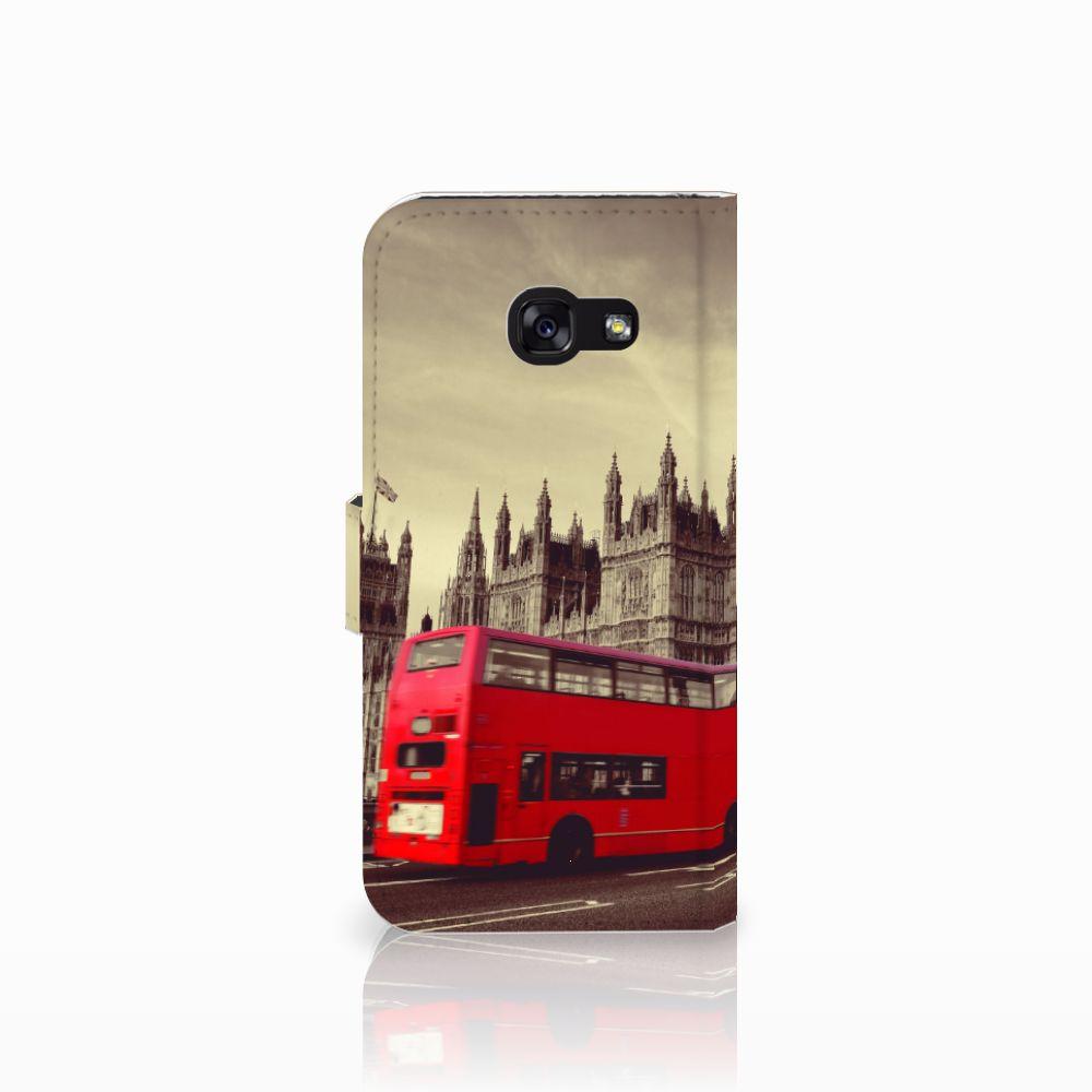 Samsung Galaxy A5 2017 Flip Cover Londen
