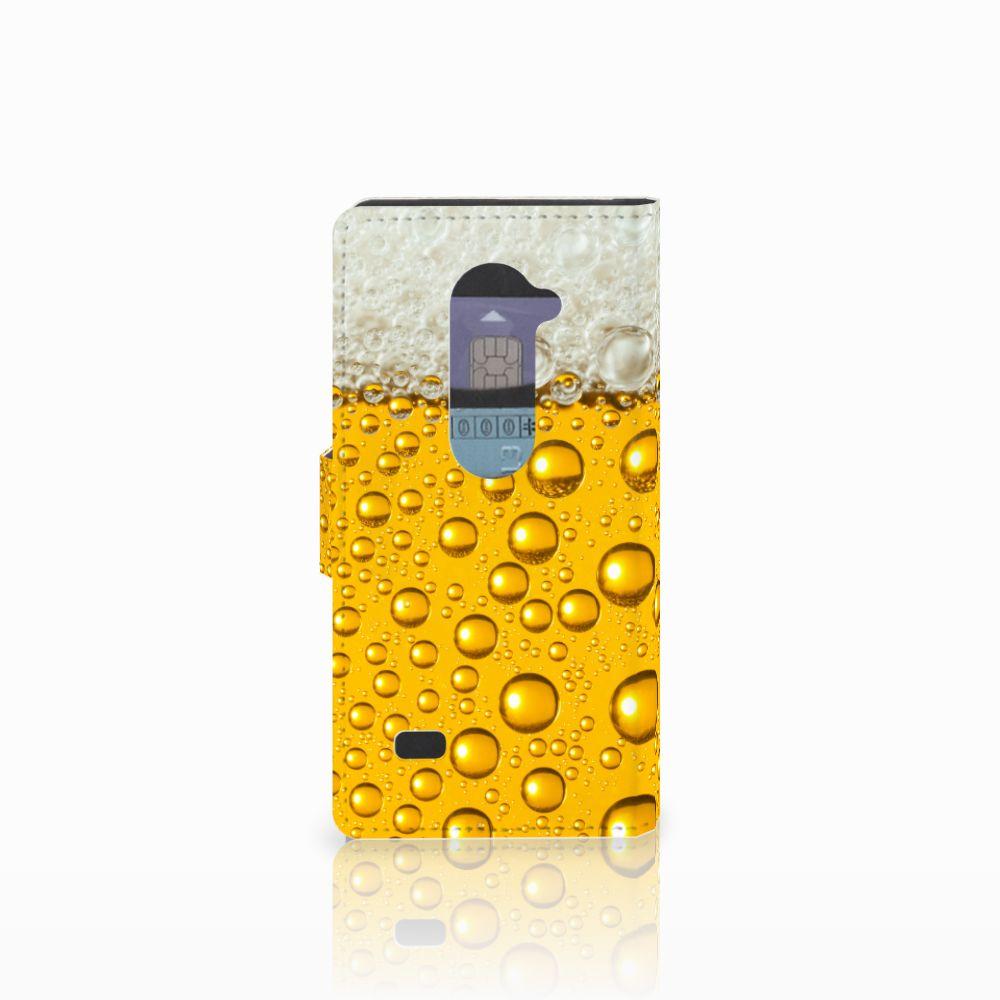 LG Leon 4G Book Cover Bier