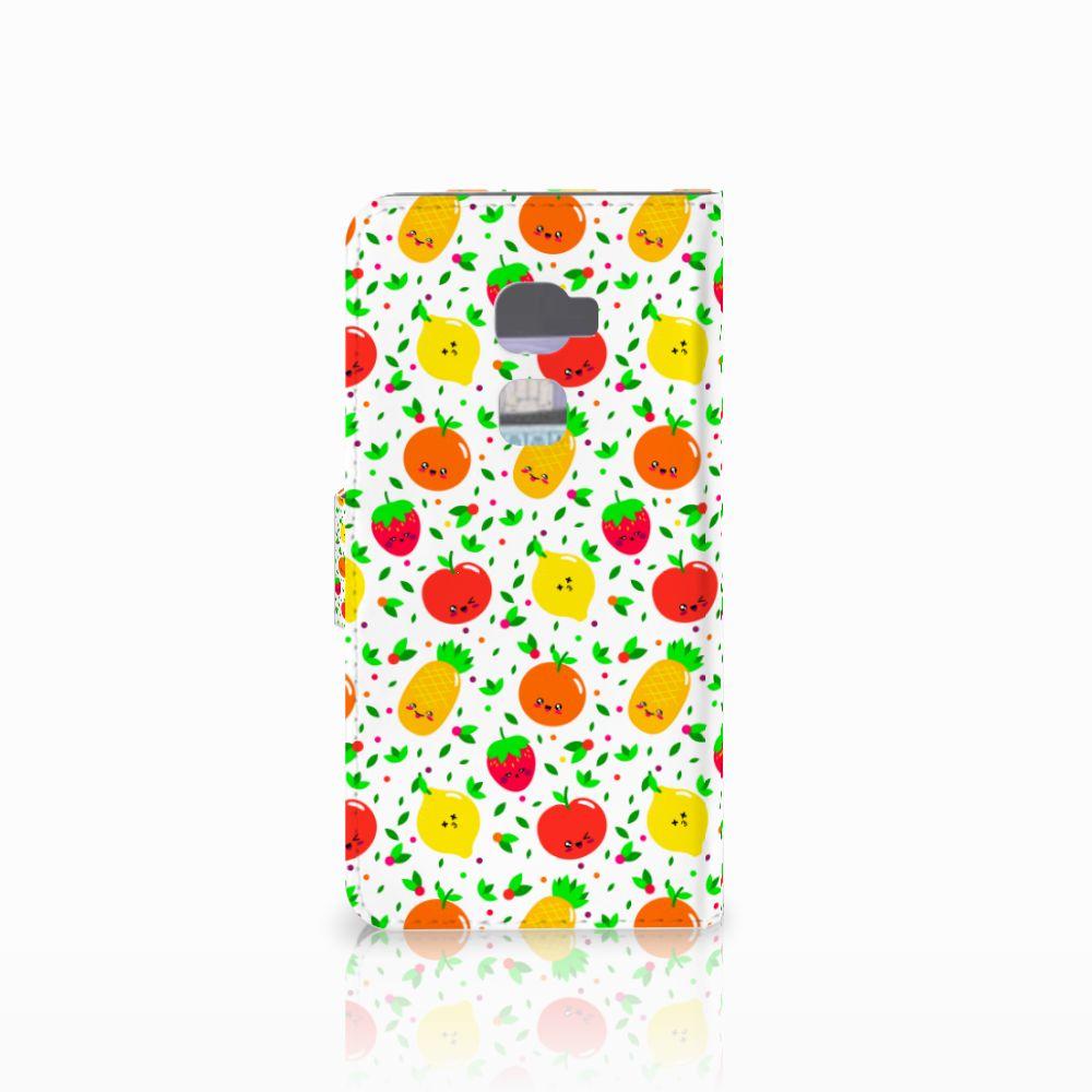 Huawei Mate S Book Cover Fruits