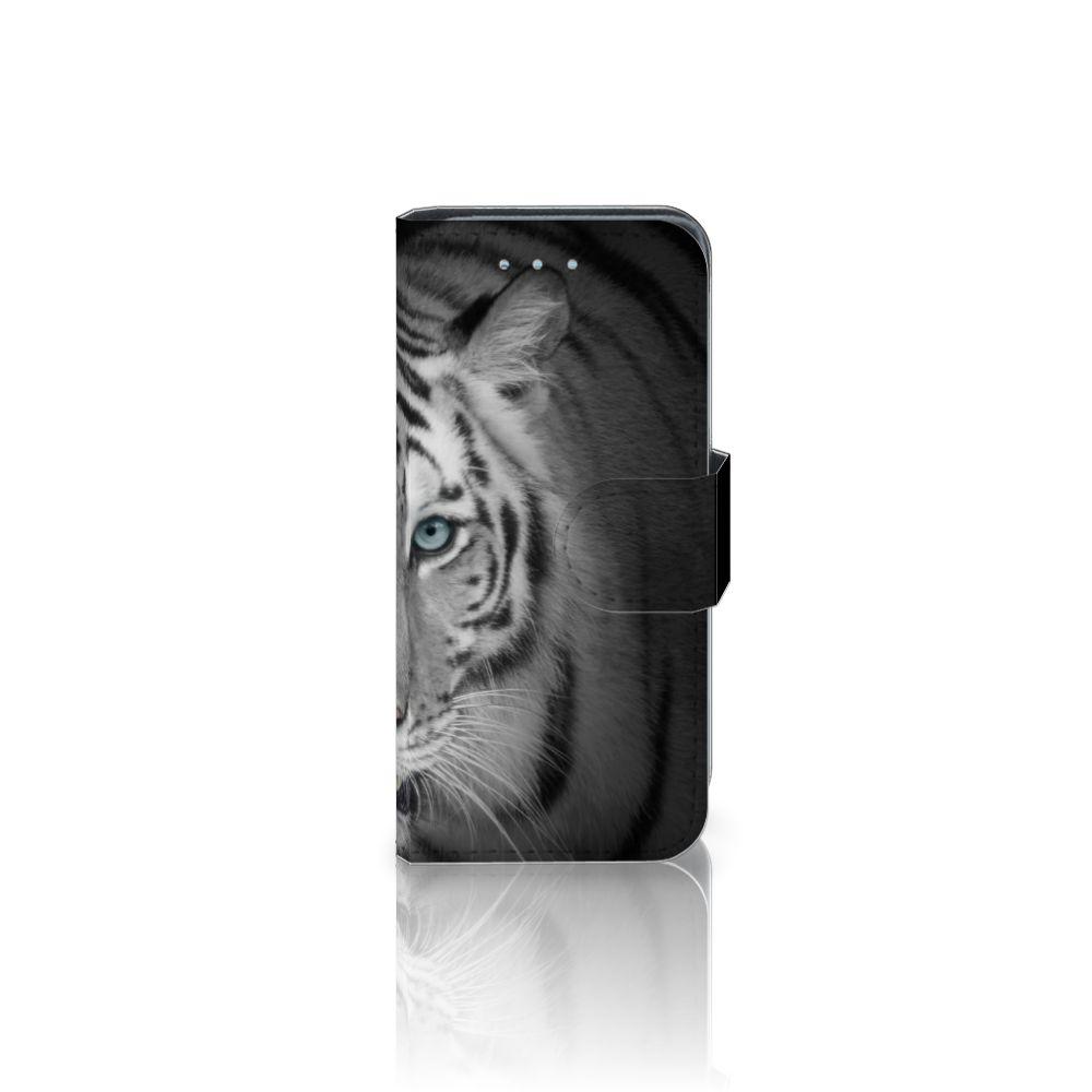 Samsung Galaxy S4 Mini i9190 Uniek Boekhoesje Tijger