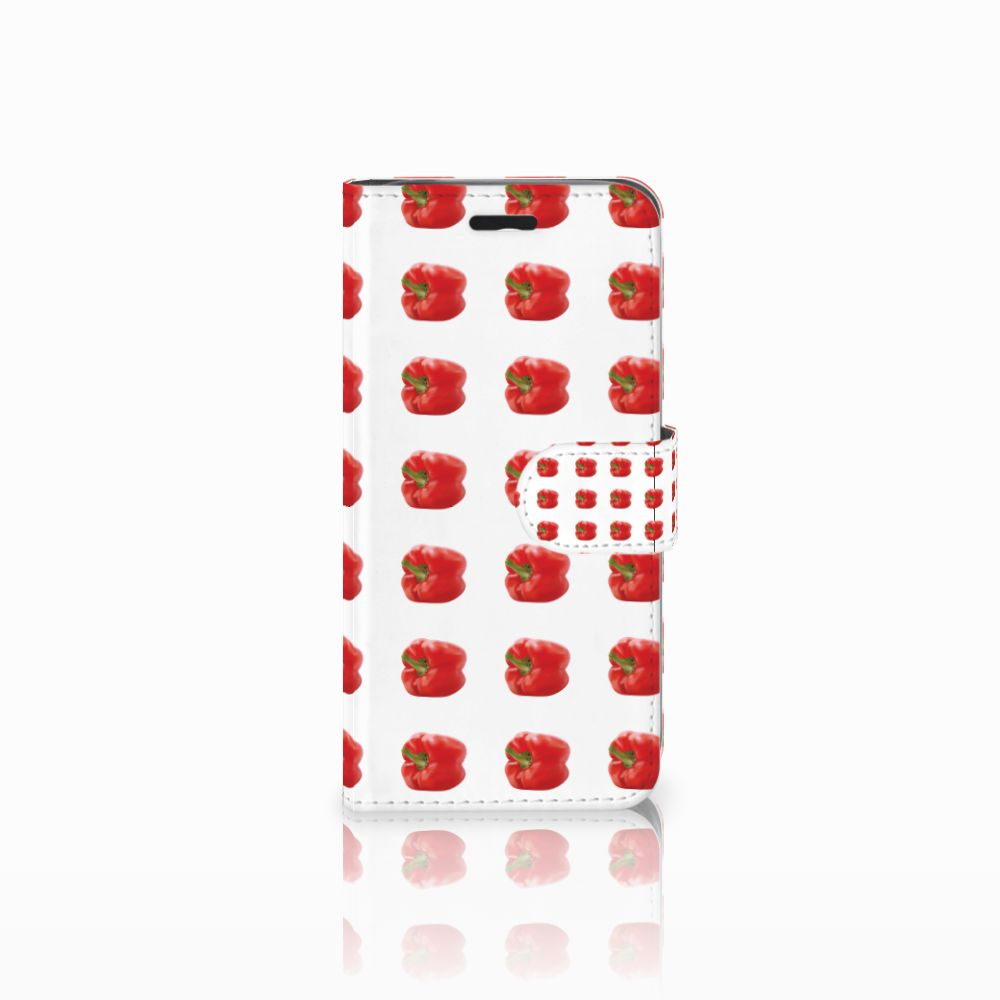 Acer Liquid Z530 | Z530s Boekhoesje Design Paprika Red