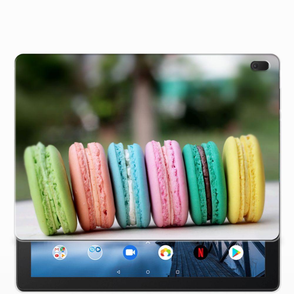 Lenovo Tab E10 Tablet Cover Macarons