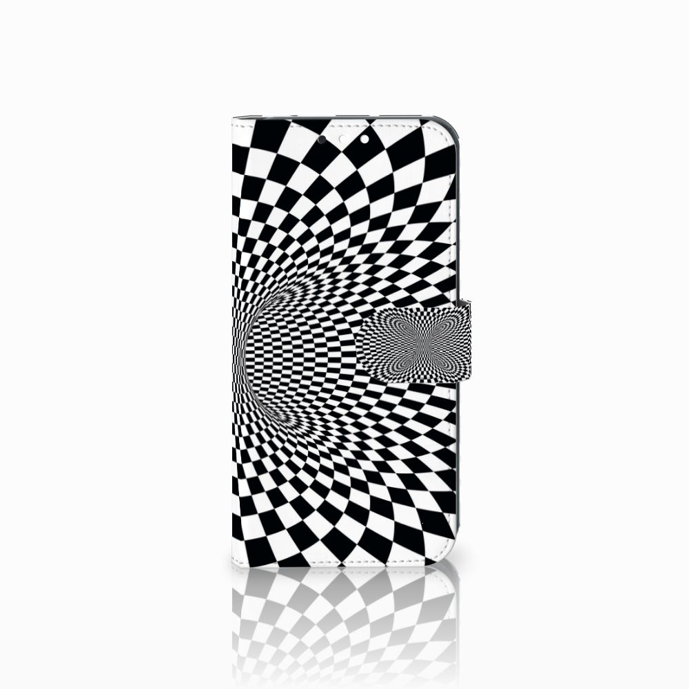 Huawei Mate 10 Lite Bookcase Illusie
