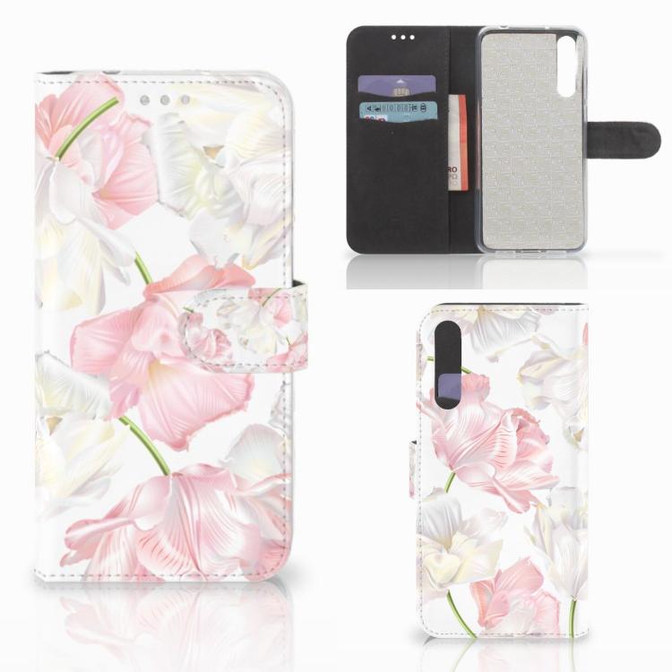 Huawei P20 Pro Hoesje Lovely Flowers