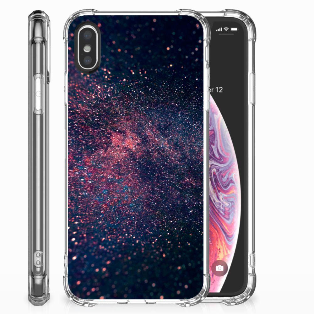 Apple iPhone X | Xs Shockproof Case Stars