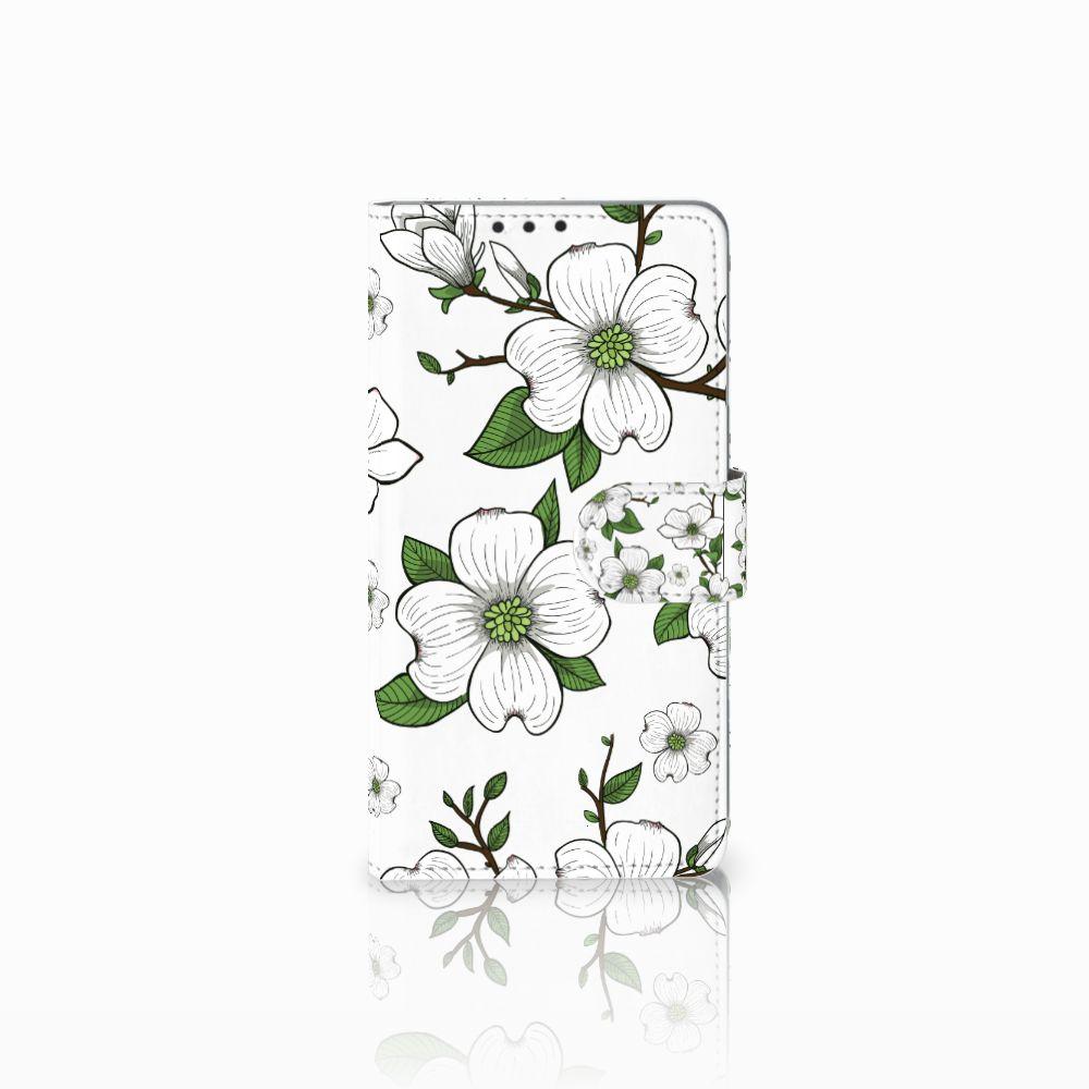 Sony Xperia Z1 Boekhoesje Design Dogwood Flowers