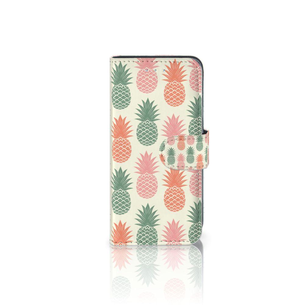 Samsung Galaxy A5 2016 Boekhoesje Design Ananas