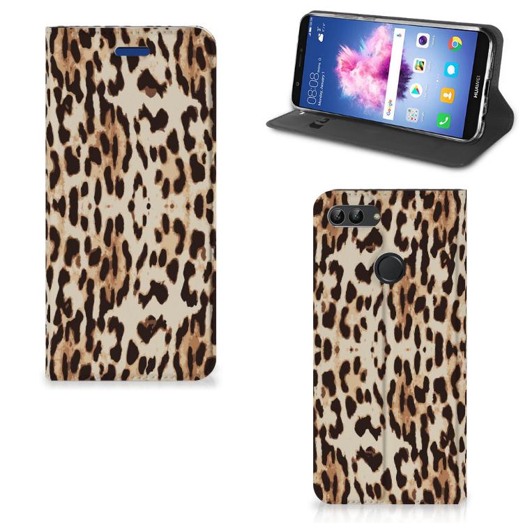 Huawei P Smart Hoesje maken Leopard