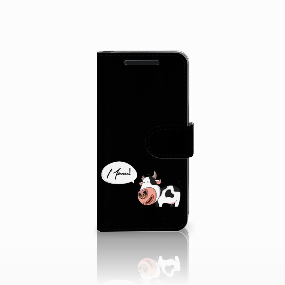 HTC One M9 Boekhoesje Design Cow