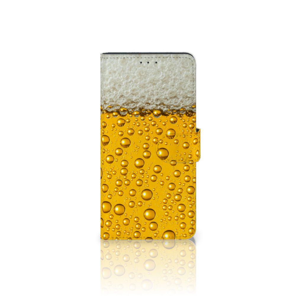 Motorola Moto Z Play Uniek Boekhoesje Bier