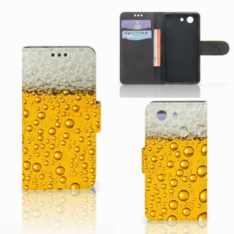 Sony Xperia Z3 Compact Book Cover Bier