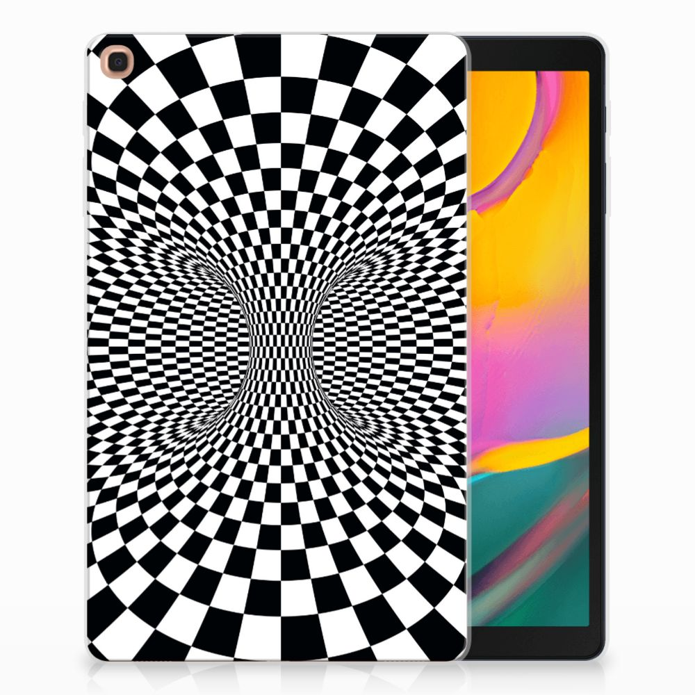 Samsung Galaxy Tab A 10.1 (2019) Back Cover Illusie