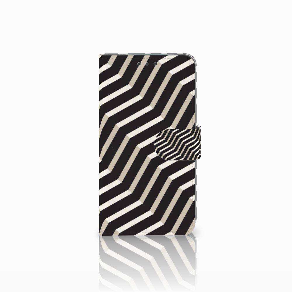 Motorola Moto E4 Plus Bookcase Illusion