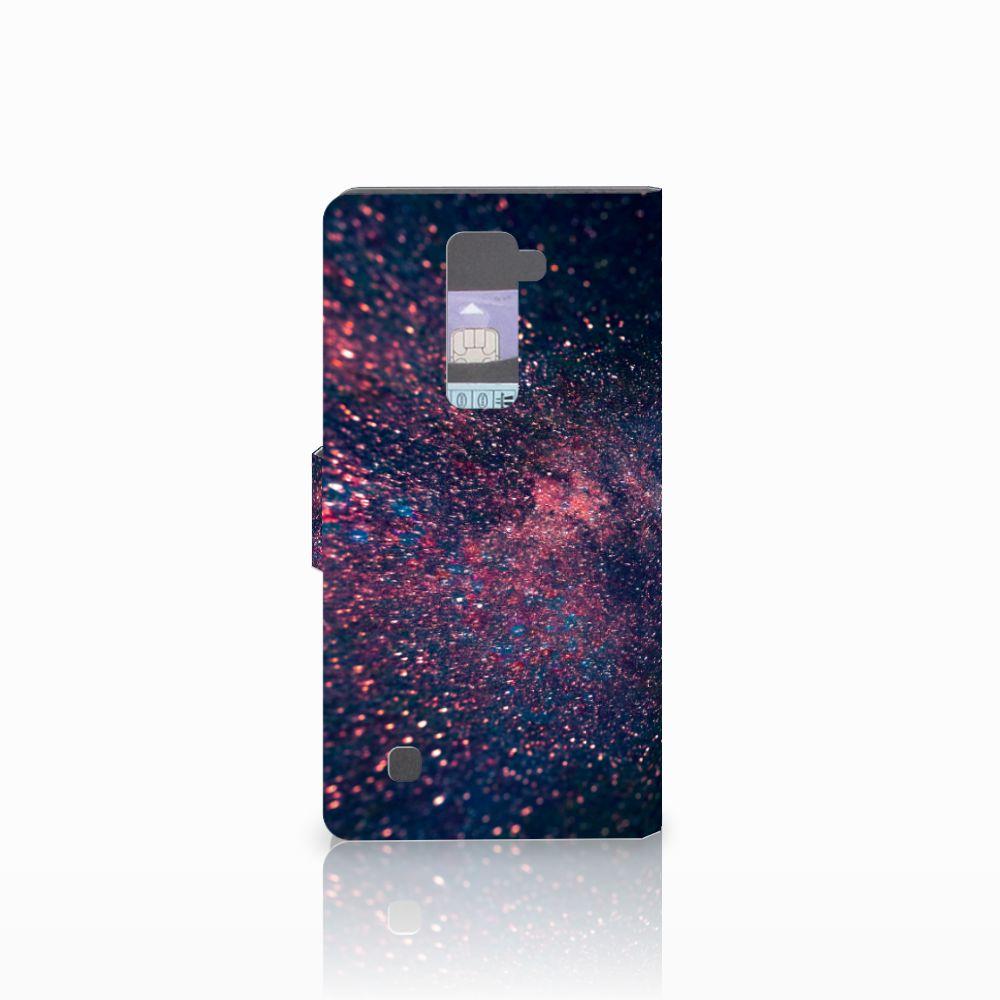 LG K10 2015 Bookcase Stars