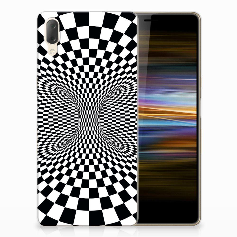 Sony Xperia L3 TPU Hoesje Illusie