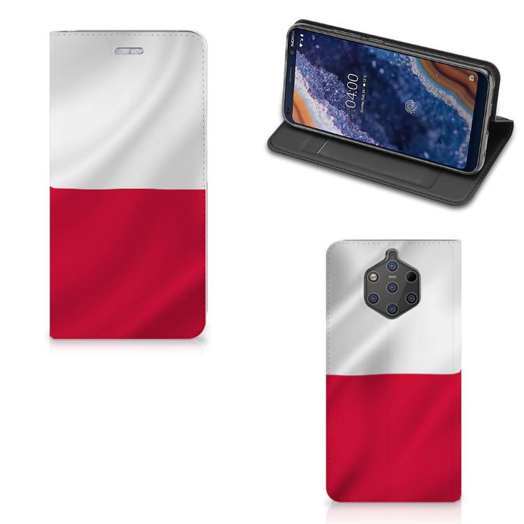 Nokia 9 PureView Standcase Polen