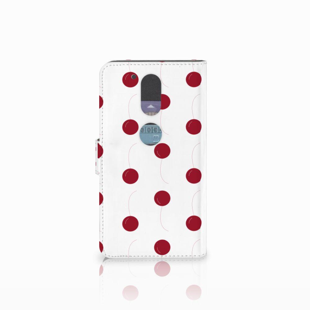 Motorola Moto G4 | G4 Plus Book Cover Cherries