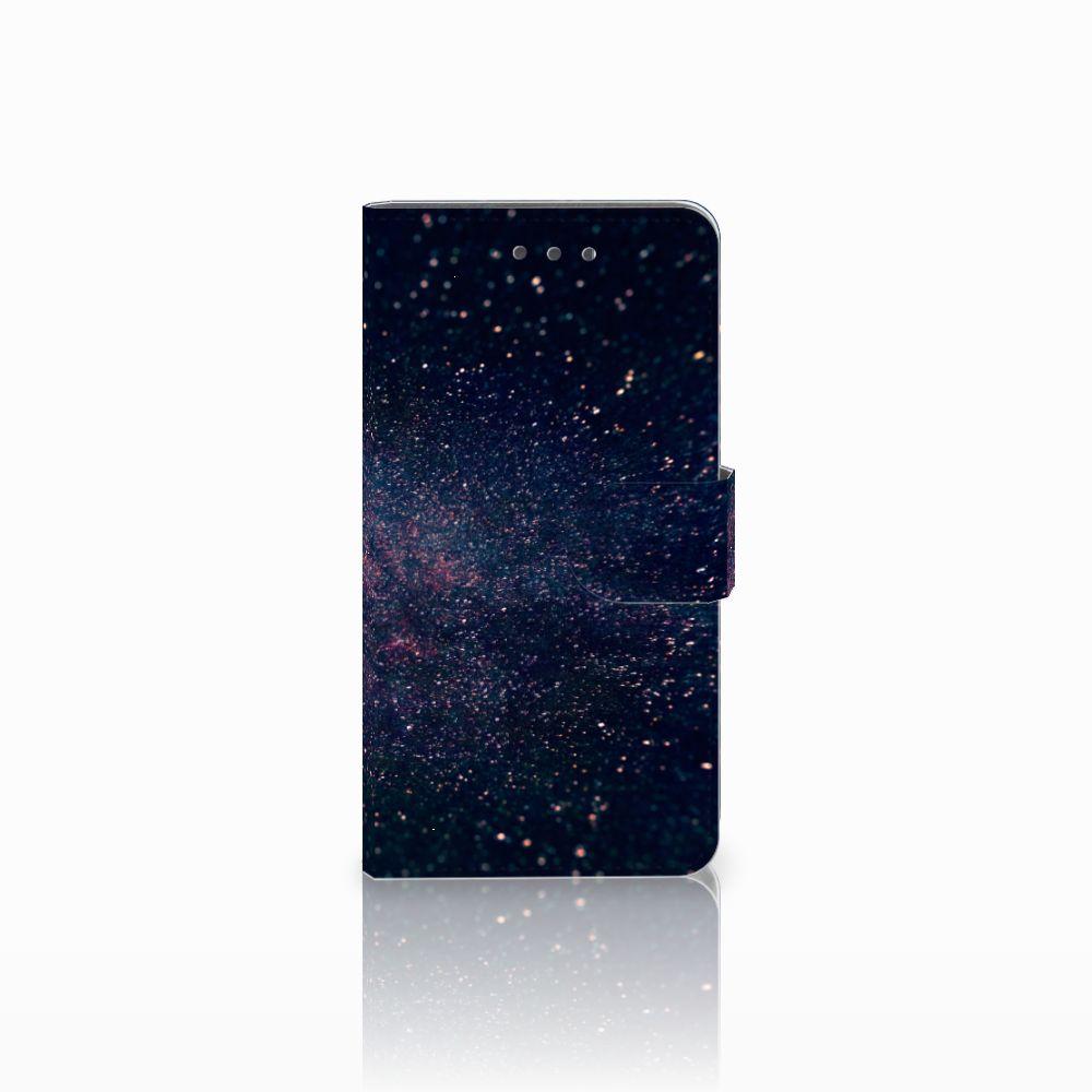 Wiko Fever (4G) Boekhoesje Design Stars