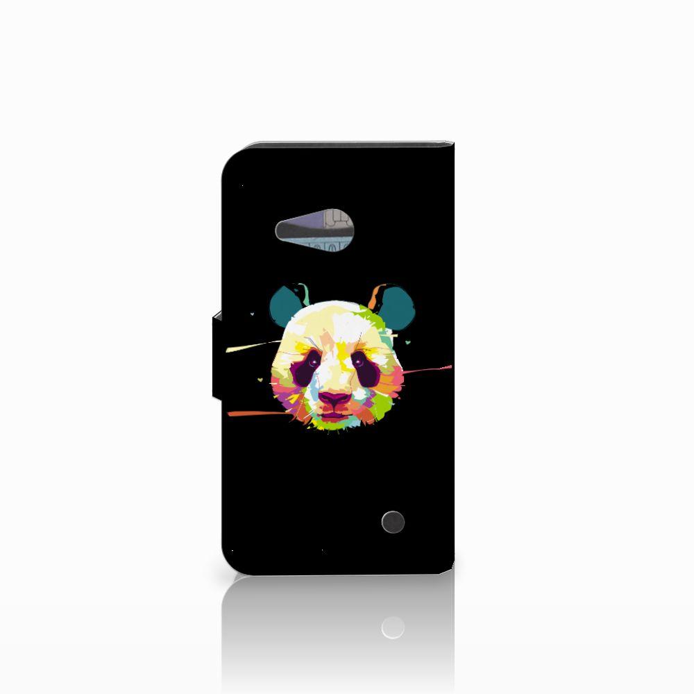 Microsoft Lumia 550 Leuke Hoesje Panda Color