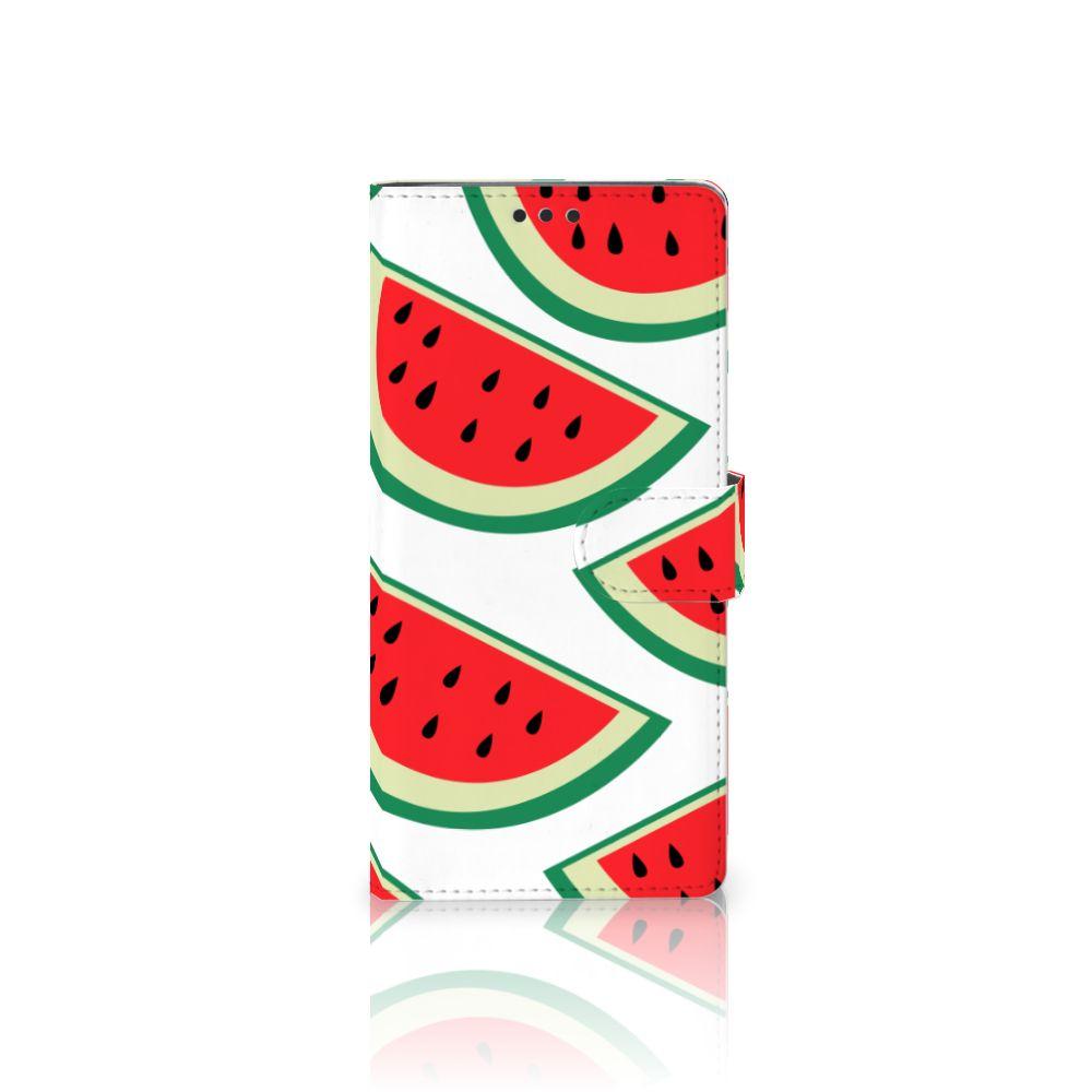 Sony Xperia XA Ultra Uniek Boekhoesje Watermelons