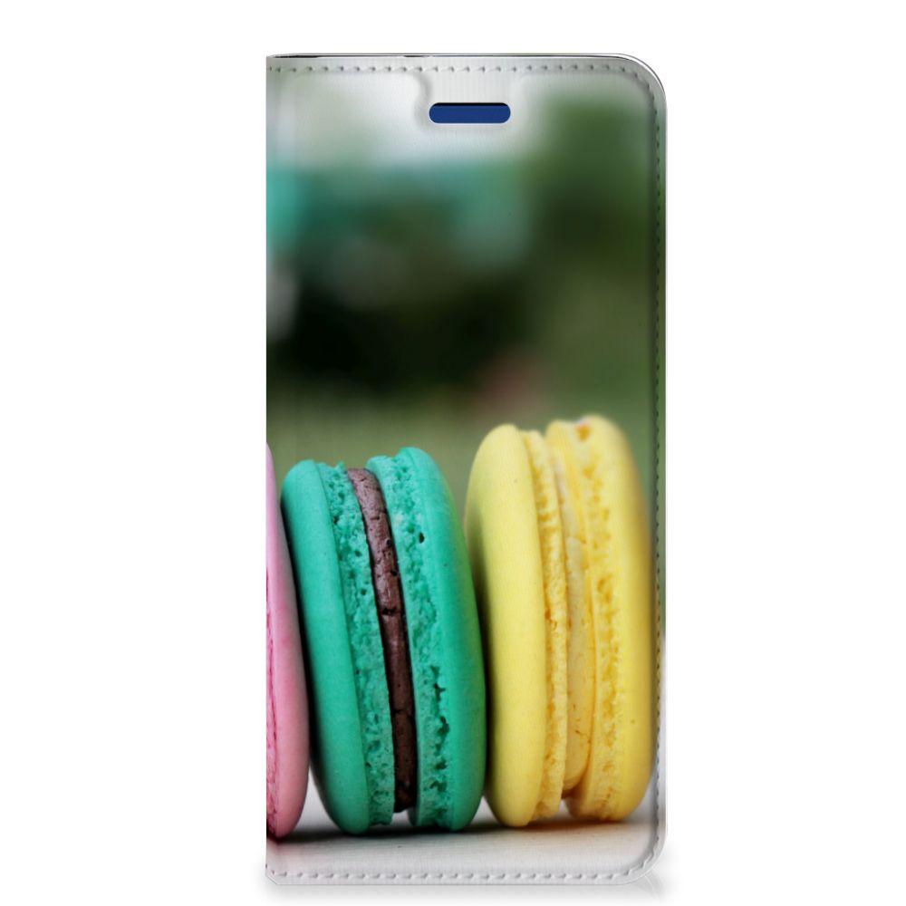 Huawei P Smart Flip Style Cover Macarons