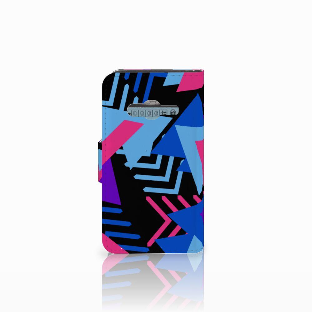 Samsung Galaxy Trend 2 Bookcase Funky Triangle
