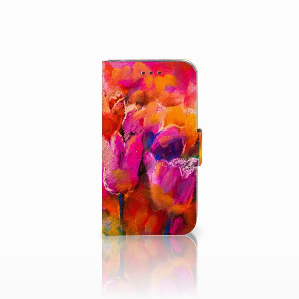 Samsung Galaxy Core Prime Boekhoesje Design Tulips